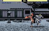 Ningyō Tsukai 2 PC-98 Battle in a snowy area