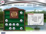 Tiger Woods PGA Tour 2003 Windows Trophy case