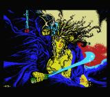 Tuareg MSX Loading screen