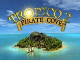 Tropico 2: Pirate Cove Windows Pre-game screen.