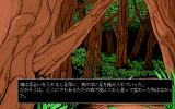 DOR 2 PC-98 Second story: forest...