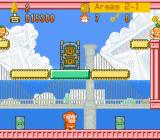 Spanky's Quest SNES Second area