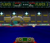 Space Football: One on One SNES Starting level 2's match