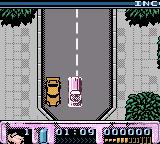 Thunderbirds Game Boy Color The pink Rolls-Royce called FAB 1.