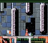 Thunderbirds Game Boy Color When you start the game, you begin in Thunderbird 3.