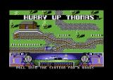 Thomas the Tank Engine & Friends Commodore 64 Time is running out