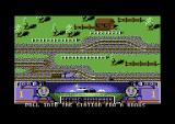 Thomas the Tank Engine & Friends Commodore 64 A rock on the track