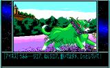 Dragon Eyes PC-98 Ines' personal animal :)