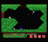 Livingstone, I Presume? MSX I died (MSX 1 version)