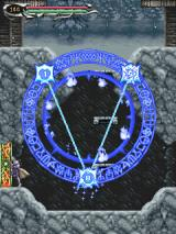 Castlevania: Dawn of Sorrow J2ME A magical seal - no touch screen control in this version though