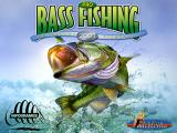Pro Bass Fishing 2003 Windows Welcome Screen.