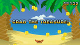 Coconut Dodge PSP Crab the Treasure!