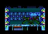Space Gun Amstrad CPC First enemy