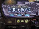 Mystery Case Files: Dire Grove Windows The main menu is the dashboard of your car.