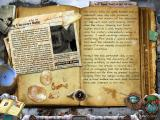 Mystery Case Files: Dire Grove Windows The journal where you keep clues.