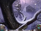 Mystery Case Files: Dire Grove Windows An eerie view from atop a tree.