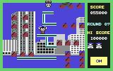 Bomb Jack Commodore 64 Round 9