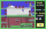 Bomb Jack Commodore 64 Round 12
