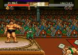 Aa Harimanada Genesis In the 2 player mode, the player to win 2 rounds of fighting, wins the entire match