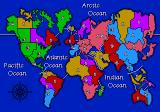 RISK: Parker Brothers' World Conquest Game Genesis Everyone has all their armies placed