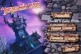 Dragon's Lair iPhone The game has option to play original arcade game or it's home port.