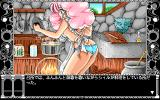 Rance III: Leazas Kanraku PC-98 Ahh, it's good to have a sex slave who can also cook! Right?..