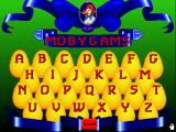 Mixed-Up Mother Goose Deluxe Windows 3.x Name entry