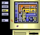 The Ignition Factor SNES Before a level you can review the floorplan on your state-of-the-art Grapentosh.