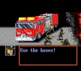 The Ignition Factor SNES Calling in support to slow the spread of the fire.