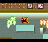The Ignition Factor SNES Fire is a living thing. It breathes, and it eats...