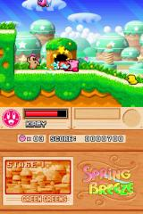 Kirby Super Star Ultra Nintendo DS So begins your adventure...
