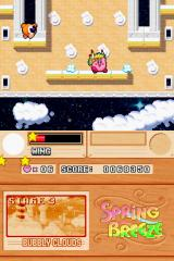 Kirby Super Star Ultra Nintendo DS Some Icarus-style wings, for those hard to reach places.