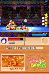 Kirby Super Star Ultra Nintendo DS Step into the ring with King Dedede!