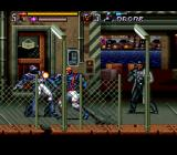 Jim Lee's WildC.A.T.S: Covert Action Teams SNES Well, street punks and robots.