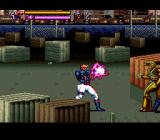 Jim Lee's WildC.A.T.S: Covert Action Teams SNES Occasionally you can supercharge Spartan's beam attack, but that just takes it longer to charge up.