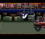 Jim Lee's WildC.A.T.S: Covert Action Teams SNES Forklift! Why have you betrayed me?
