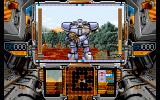 Elm Knight PC-98 Fighting a tough Imperial robot