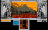 Elm Knight PC-98 Nice view of the mountains!
