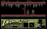 Indiana Jones and the Last Crusade: The Action Game Commodore 64 Watch out for this guy...