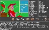 Borrowed Time Atari ST Fascinating Doris