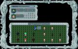 Faladia PC-98 Dungeon battle. Our party is in grave danger...