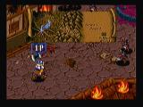 "Wizard Fire Zeebo At the beggining of each stage a little map will show you where you are in your journey, just like <moby game=""Golden Axe"">Golden Axe</a>."