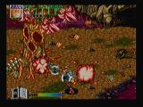 Wizard Fire Zeebo The second stage boss turns into a tree. The dwaf's axe proves itself quite useful here.