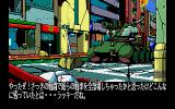 Foxy PC-98 A cut-scene without naked girls? Come on...