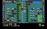 Foxy PC-98 Enemy planes are on the main street!..
