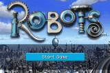 Robots Game Boy Advance Title screen (U.S. version)
