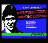 SuperStar Soccer MSX Loading screen