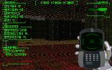Rex Blade: The Battle Begins DOS Portable radar