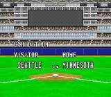 Super Bases Loaded 3: License to Steal SNES The matchup