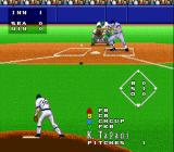 Super Bases Loaded 3: License to Steal SNES Bunting